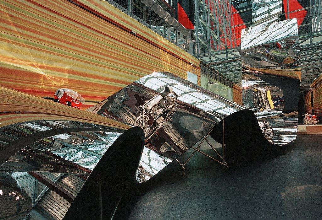 The Guggenheim Hermitage Museum - IV