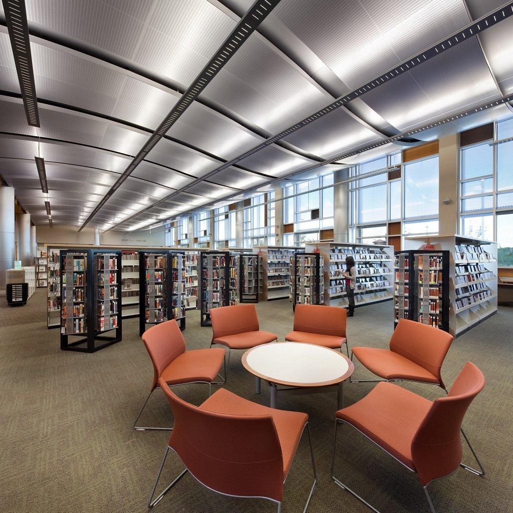 Centennial Hills Library - II