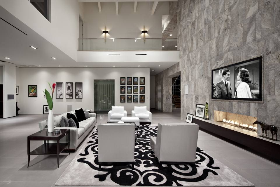 Modern Luxury Living Room.Modern Luxury Living Room Kuda Architectural Photography