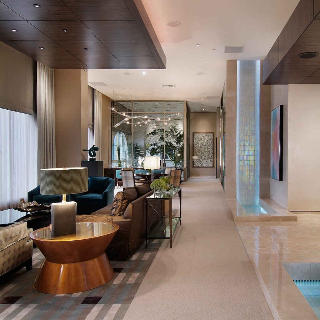 Spa Tower, Presidential Suite - III