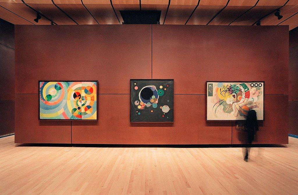 The Guggenheim Hermitage Museum - VIII