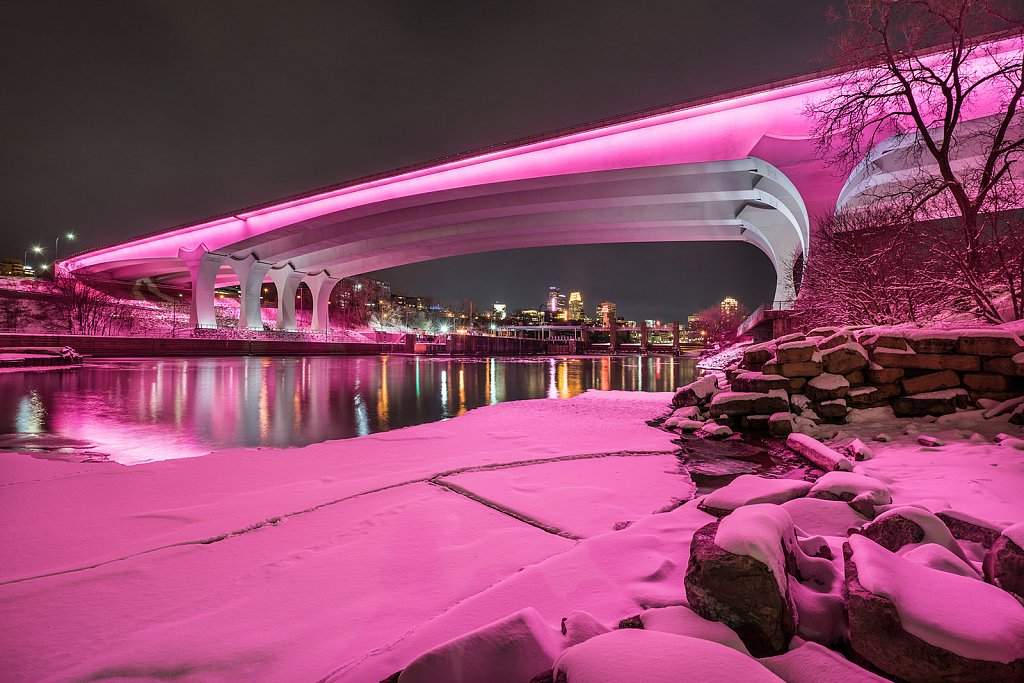 I-35W Saint Anthony Falls Bridge - II