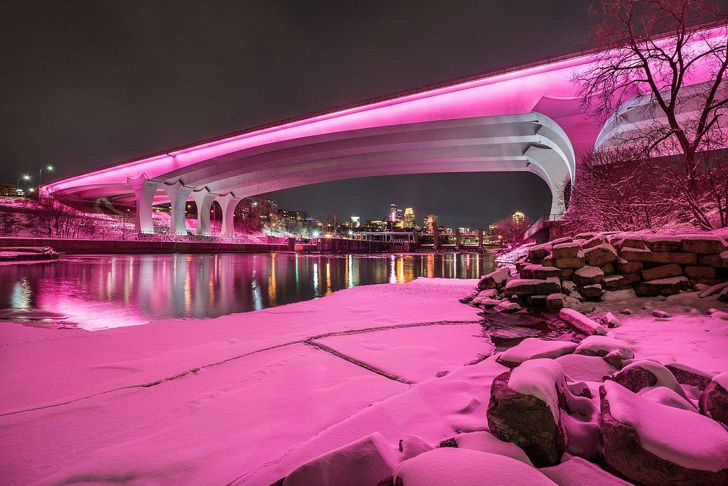 I-35W Saint Anthony Falls Bridge - II