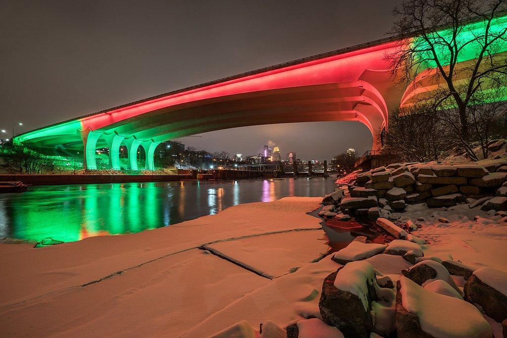 I-35W Saint Anthony Falls Bridge - III