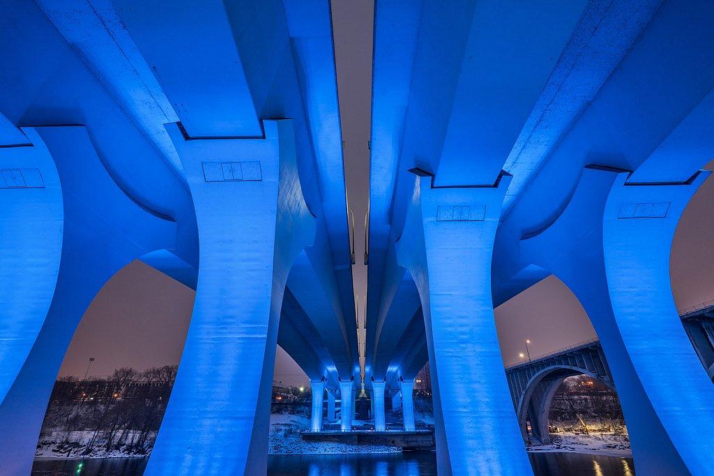 I-35W Saint Anthony Falls Bridge - IV
